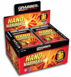 Grabber Hand Warmers 40pk Large